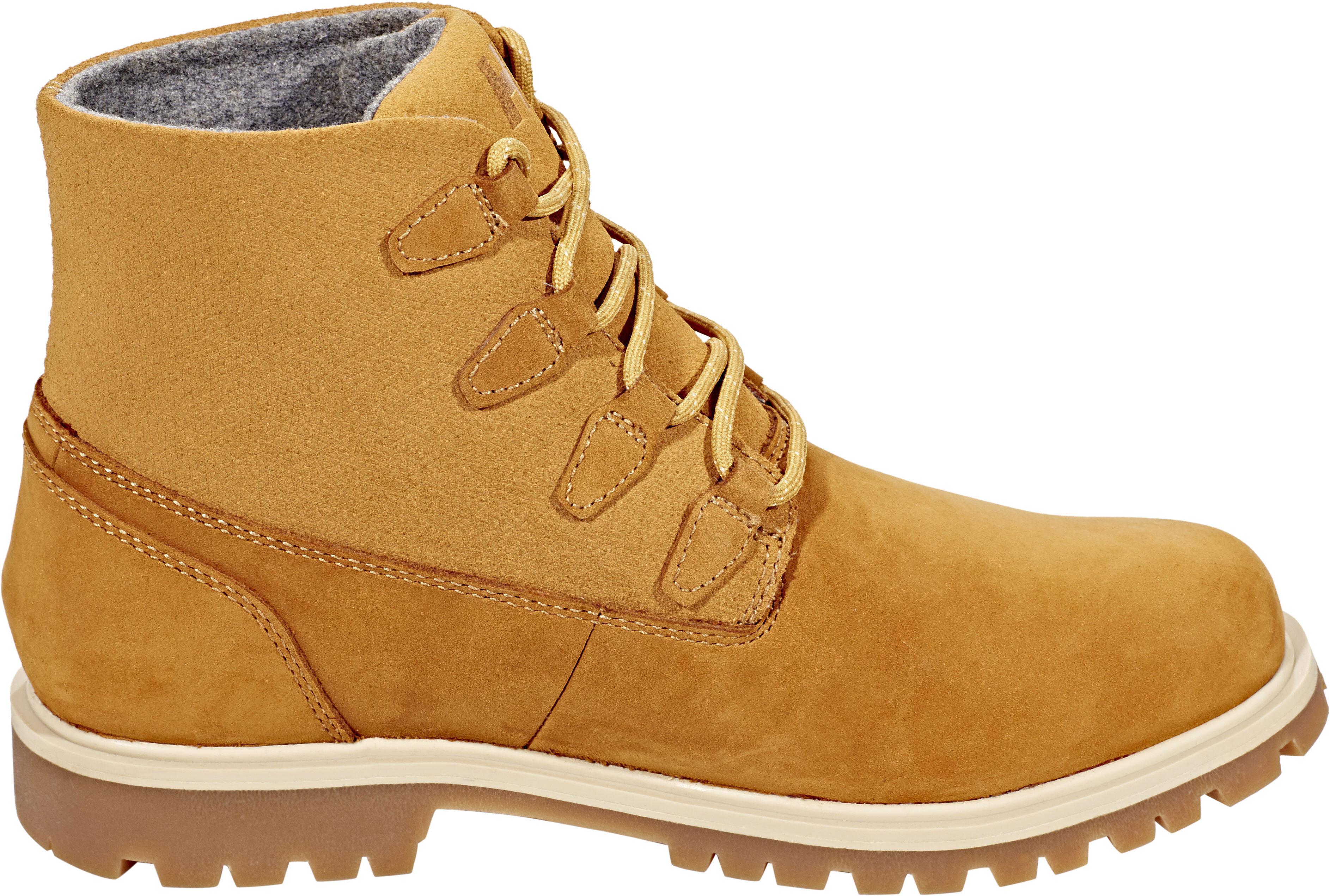 4987f89409140 Helly Hansen Cordova Boots Women honey wheat, oak buff